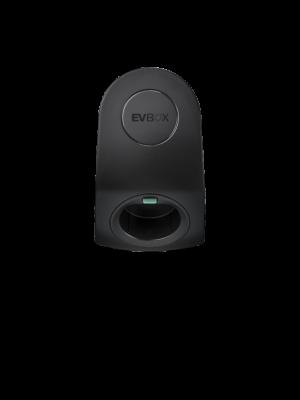 Kabelhalter mit Steckerhalter von EVBox